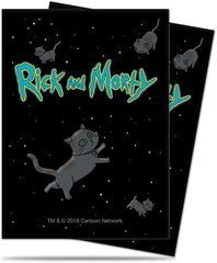 Ultra Pro - Rick and Morty V2 Deck Protector Sleeves - 65ct