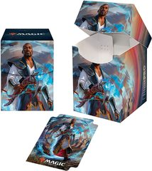 Ultra Pro - MTG Core Set 2021 PRO 100+ Deck Box - Teferi, Master of Time