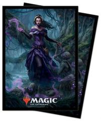 Ultra Pro - MTG Core Set 2021 Standard Deck Protector Sleeves - Liliana, Waker of the Dead (100)