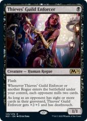 Thieves Guild Enforcer - Foil