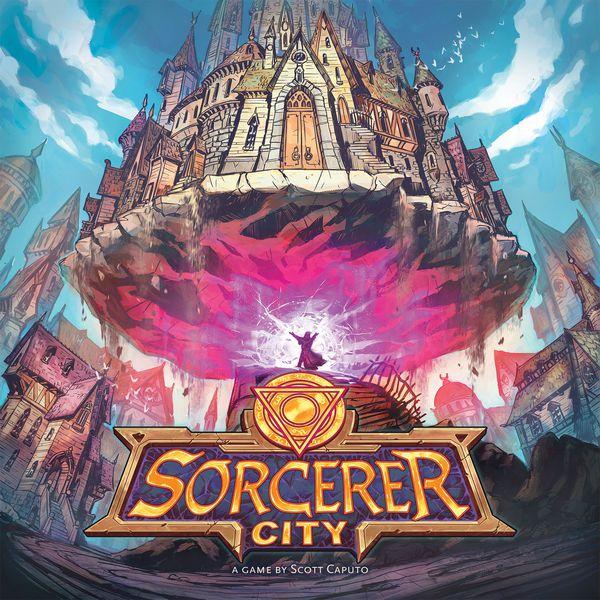 Sorcerer City (2020)
