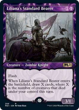 Lilianas Standard Bearer - Showcase