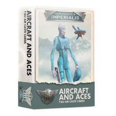 Aeronautica Imperialis: Aircraft and Aces - T'au Air Caste Cards