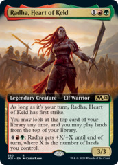 Radha, Heart of Keld - Extended Art