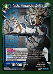 Trunks, Neverending Justice (Championship Pack 2020 Vol. 2) - P-235 - PR