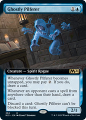 Ghostly Pilferer - Extended Art