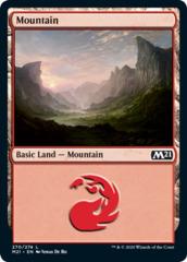 Mountain (270) - Foil