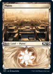 Plains (309) - Foil - Showcase
