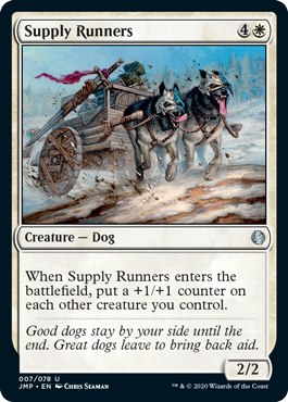 Supply Runners