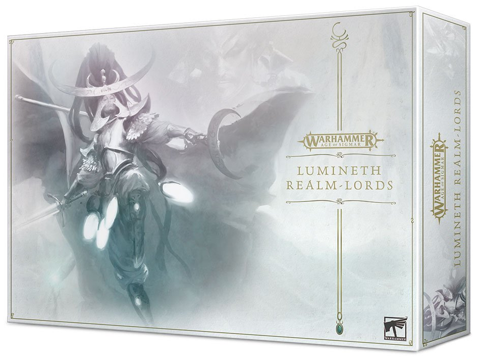Warhammer AoS Lumineth Realm-Lords Launch Set
