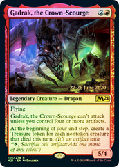 Gadrak, the Crown-Scourge - Foil - Prerelease Promo