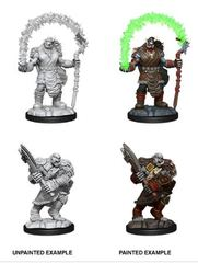 Nolzur's Marvelous Miniatures - Male Orc Adventures