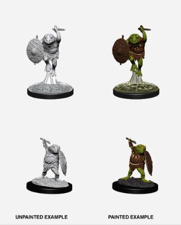 Nolzurs Marvelous Miniatures - Male Bullywug