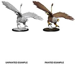 Nolzur's Marvelous Miniatures - Diving Griffon