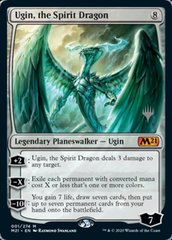Ugin, the Spirit Dragon - Foil - Promo Pack