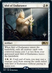 Idol of Endurance - Foil - Promo Pack