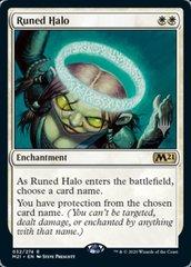 Runed Halo - Foil - Promo Pack