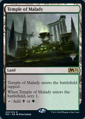 Temple of Malady - Foil - Promo Pack
