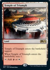Temple of Triumph - Promo Pack