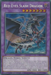 Red-Eyes Slash Dragon - LDS1-EN014 - Secret Rare - Limited Edition