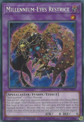 Millennium-Eyes Restrict - LDS1-EN051 - Secret Rare - Limited Edition