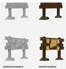Nolzur's Marvelous Miniatures - Bounty Board