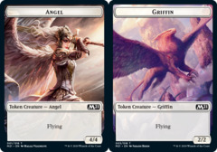 Angel Token // Griffin Token - Foil