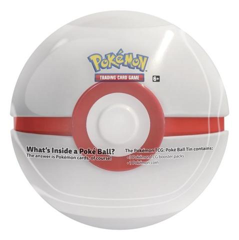 PokéBall Tin - Premier Ball - Series 5