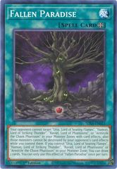 Fallen Paradise - SDSA-EN021 - Common - 1st Edition