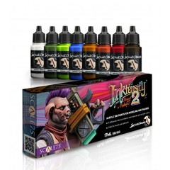 Scale75 - Scalecolor Range - Inktensity 2 - SSE-062 - Paint Set