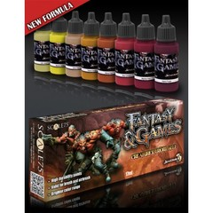 Scale75 - Scalecolor Range - Creatures From Hell - SSE-014 - Paint Set