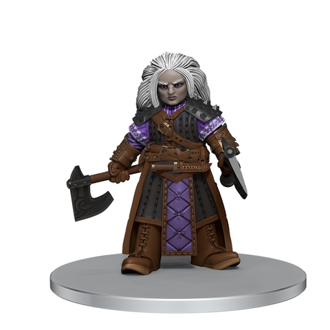 Enlarged Duergar