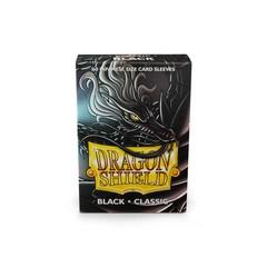 Dragon Shield Sleeves: Japanese Classic Black (Box of 60)