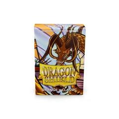 Dragon Shield Sleeves: Japanese Classic Orange (Box of 60)