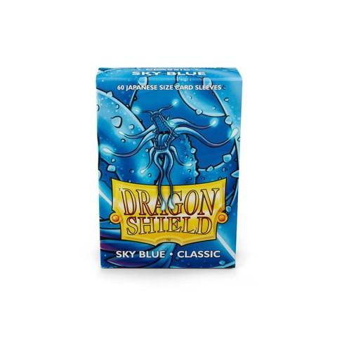 Dragon Shield Sleeves: Japanese Classic Sky Blue (Box of 60)