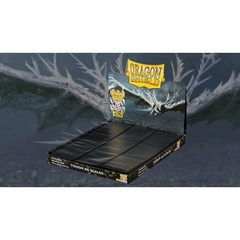 Dragon Shield - Sideloader 18-Pocket Pages Non-glare (50ct)