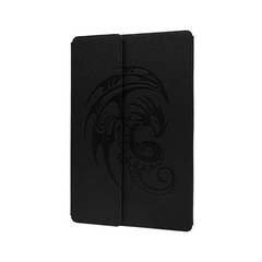 Dragon Shield: Nomad Playmat - Black and Black