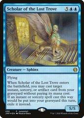 Scholar of the Lost Trove - Foil - Release Promo