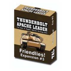 Thunderbolt Apache Leader: Expansion #3 - Friendlies!