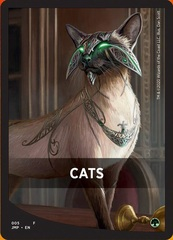 Cats Theme Card