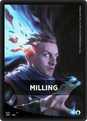 Milling Theme Card