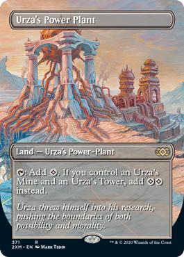 Urzas Power Plant - Borderless