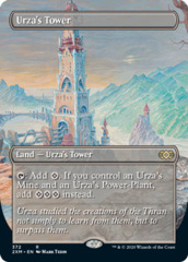 Urza's Tower - Borderless