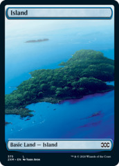 Island (375) - Foil