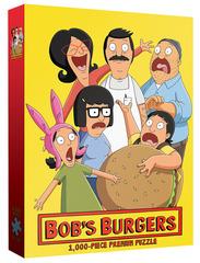 Bobs Burgers Family Portrait 1000 Piece Puzzle