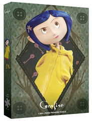 Coraline Be Clever 1000 Piece Puzzle