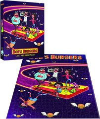 Bobs Burgers Belchers in Space 1000 Piece Puzzle