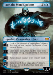 Jace, the Mind Sculptor (Borderless)
