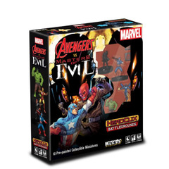 HeroClix: Battlegrounds - Avengers vs Masters of Evil