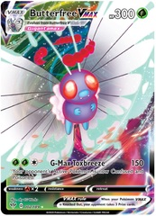 Butterfree VMAX - 002/189 - Ultra Rare